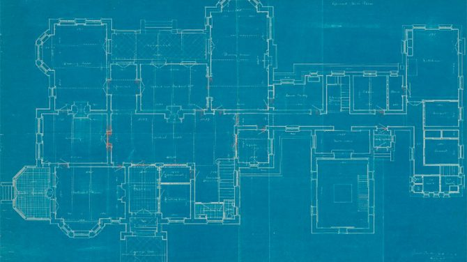 ジョサイア・コンドル図面のデジタル化プロジェクト